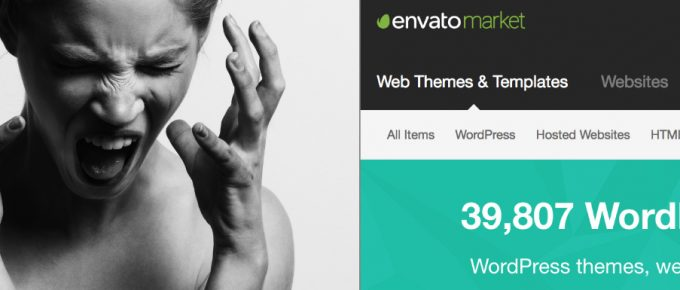 Themeforest sablonok
