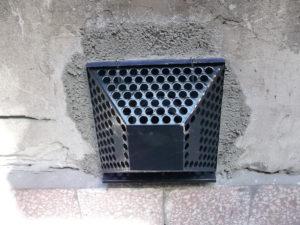 Lampart parapet beépítése