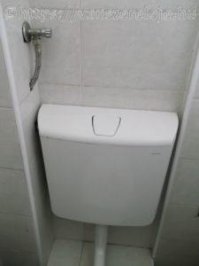 WC tartály szerelés - Képgaléria