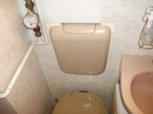 WC beépítése. - Képgaléria